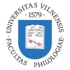 Filologijos fakultetas
